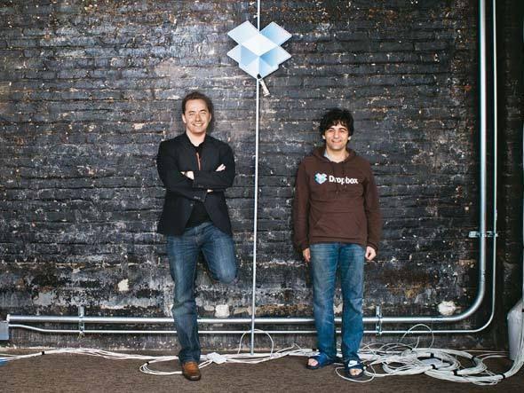داستان موفقیت درو هیوستون و آرش فردوسی بنیانگذاران DropBox