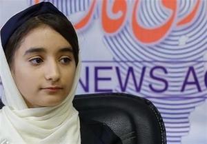 راستی آزمایی ادعاهای پوچ فرانخبه! 12ساله، سارینا بابایی