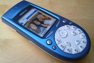 اولین بار که اینترنت را روی موبایل دیدم