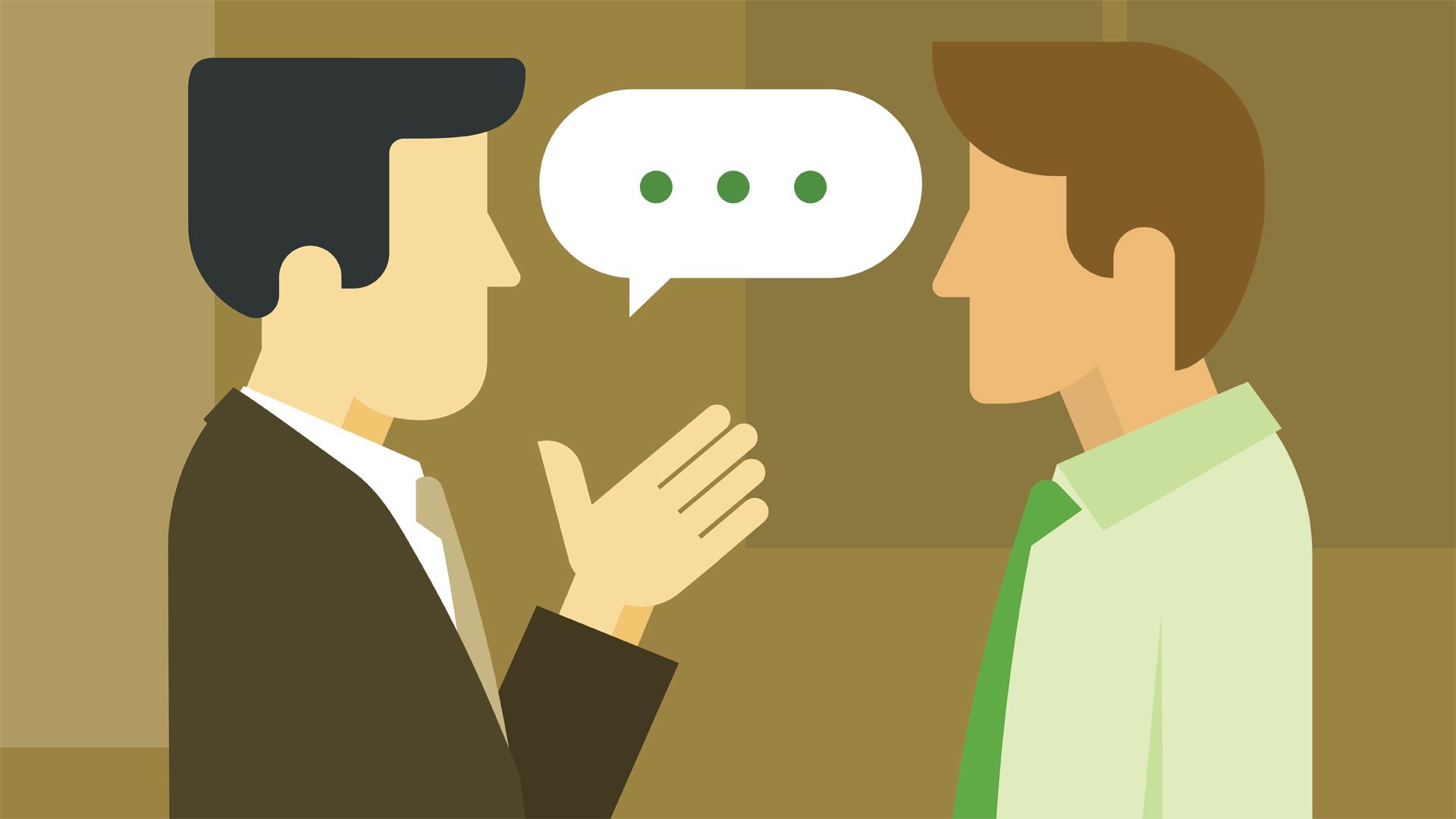 جادوی گوش دادن برای کمک به تغییر در افراد