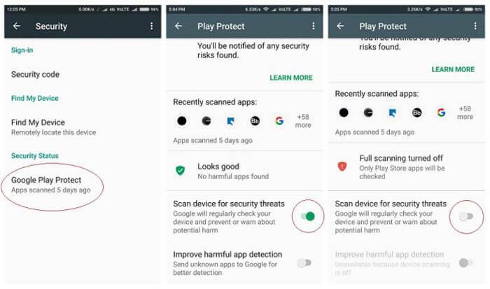 خطای Blocked by Play Protect، بلای جان توسعه دهندگان