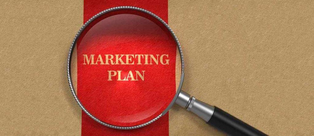 طرح بازاریابی Marketing Plan