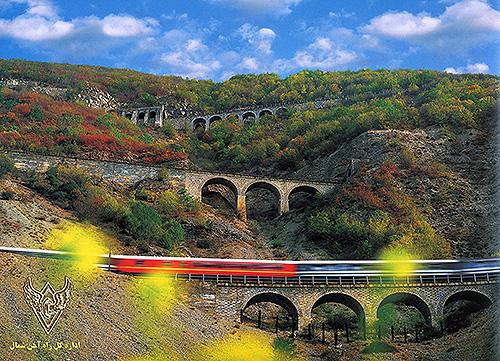 سفر با قطار گردشگری، سفری دلچسب و تاریخی