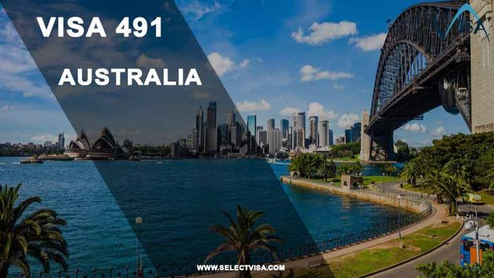 شرایط ویزای 491 استرالیا