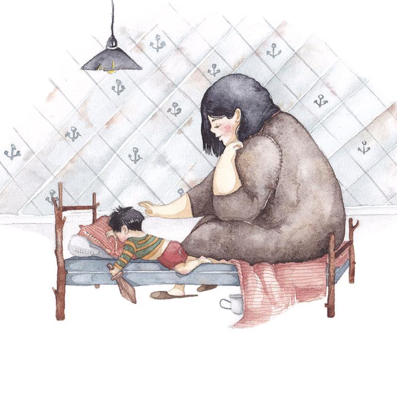 مامان نیر