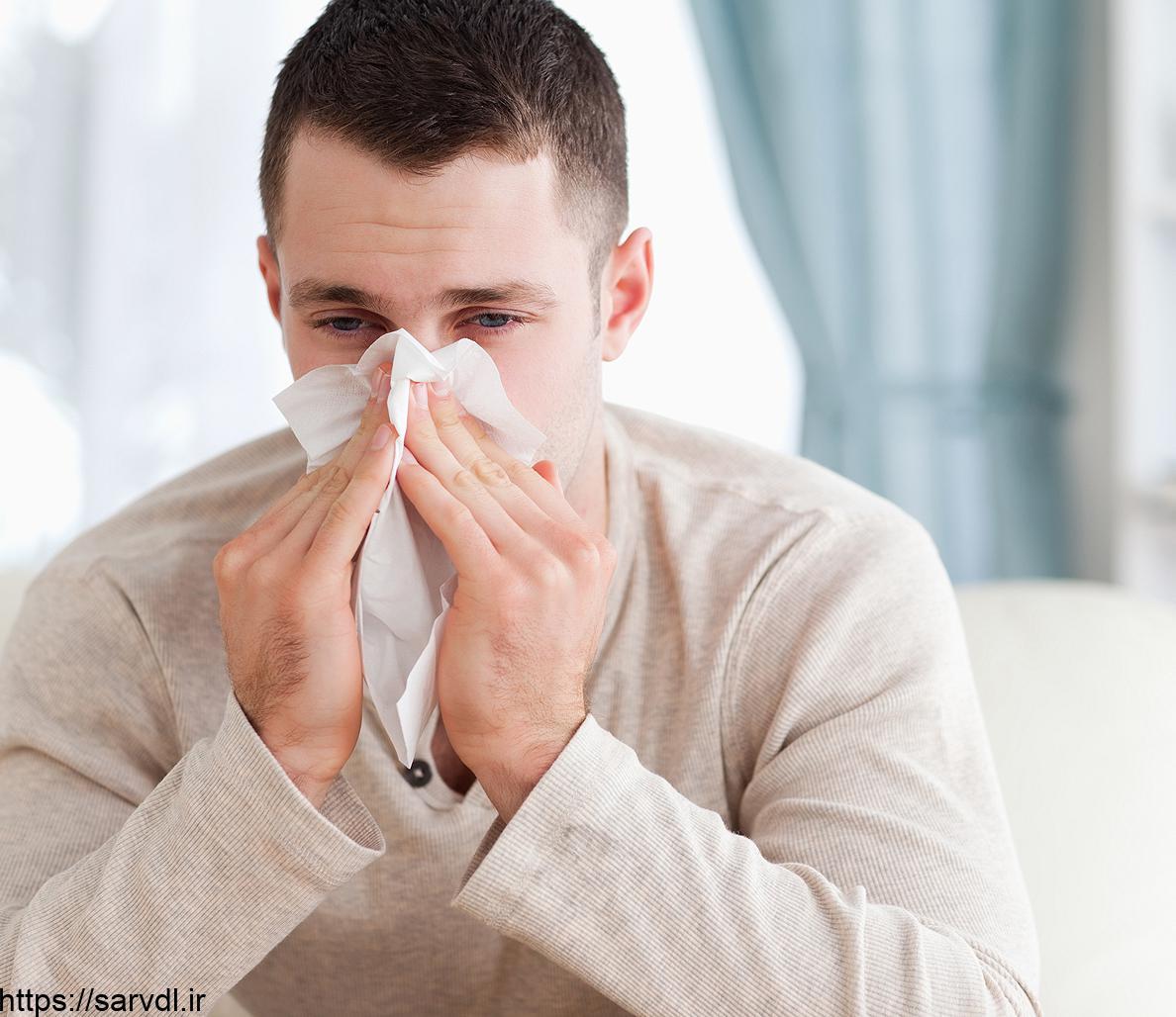 ۲۴ ساعته از سرماخوردگی خلاص شوید