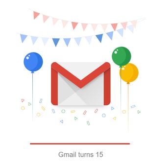 4 فیچر جدید Gmail در تولد 15 سالگی