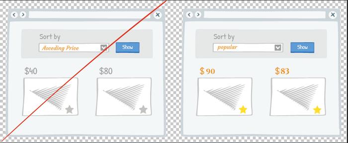 هنر شفاف اندیشیدن در محصول؛ خطای قیمت پایین تر