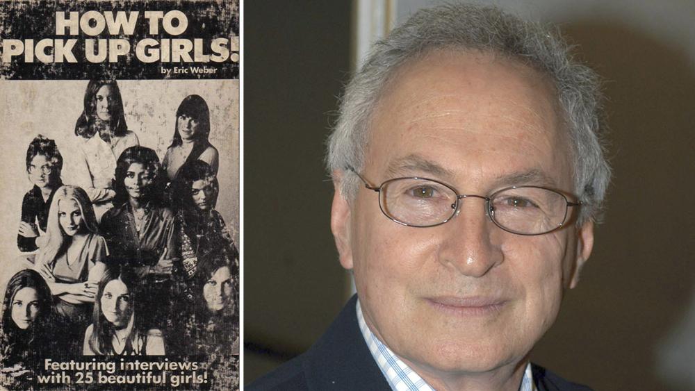 اریک وبر(نویسنده) 77 ساله