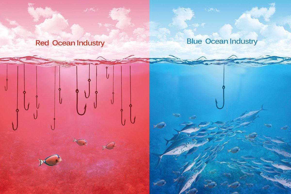 مهاجرت به اقیانوس آبی یا جنگ در اقیانوس قرمز ؟