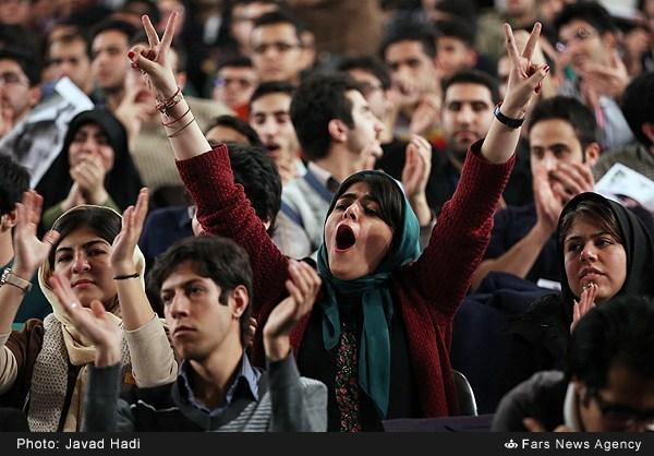 دانشجوی «عادی» دانشگاه شریف