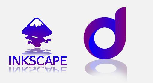طراحی لوگو در لینوکس با Inkscape جایگزینی خوب برای ایلاستریتور در لینوکس