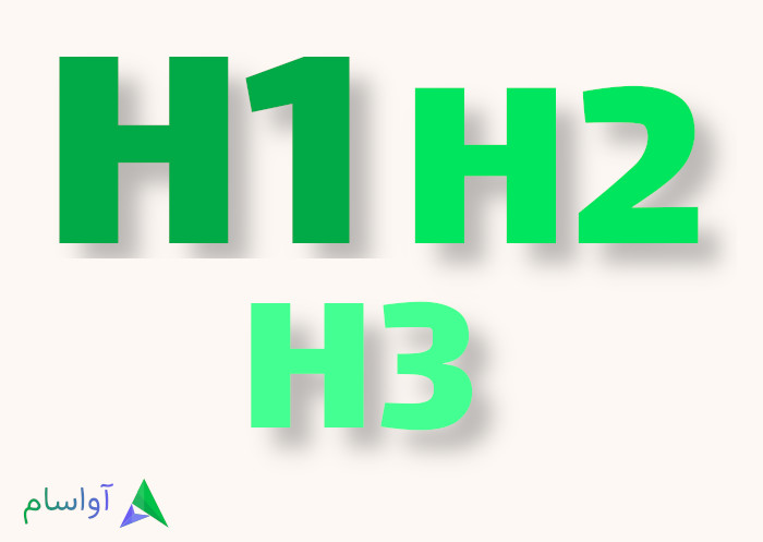 تگ های h1 h2 h3 برای سئو عالی هستند .