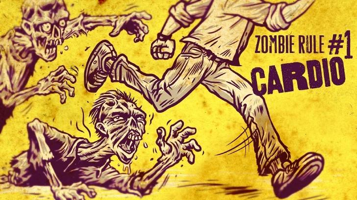 قانون شماره 1 دنیای آخرالزمانی زامبیها: هر کسی که بتونه فرار کنه زنده میمونه!