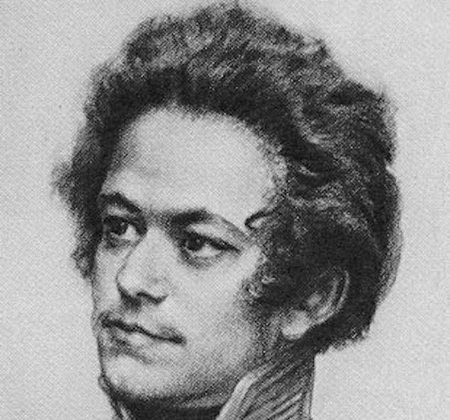 عکس کارل مارکس در دوران جوانی