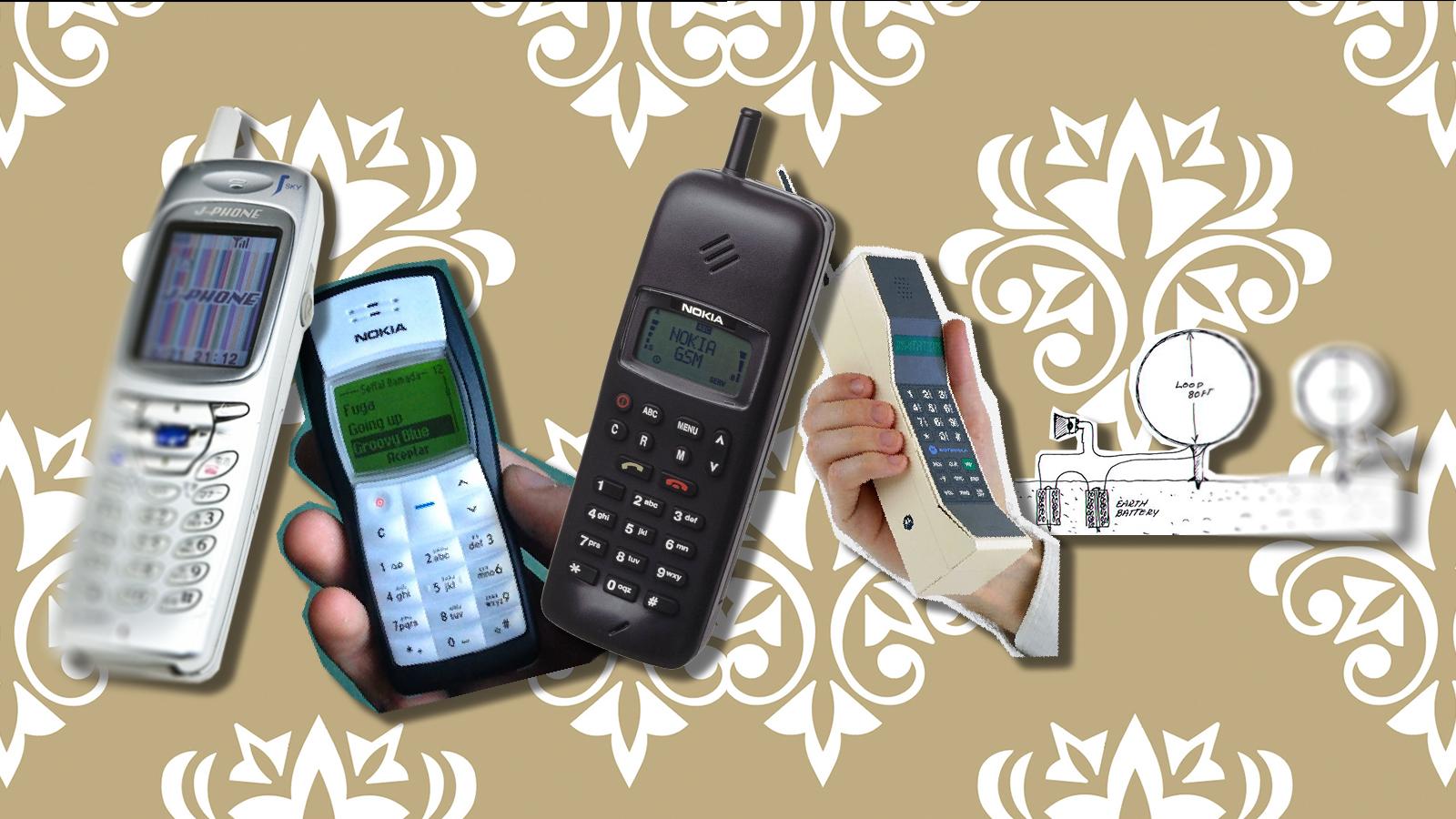 موبایل یا جادویی ارتباط جهانی   داستان ساخت اولین موبایل