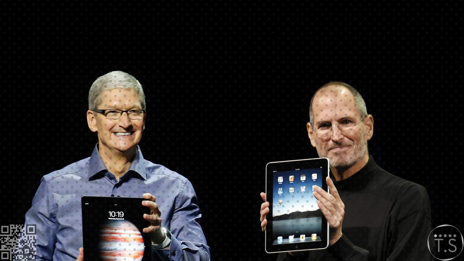 تاریخچه iPad - بخش اول