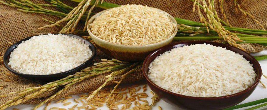 برنج تازه و کهنه متفاوت است
