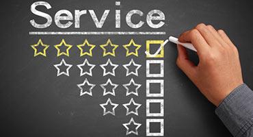 راهکارهای طلایی ارائه خدمت بهتر به مشتری
