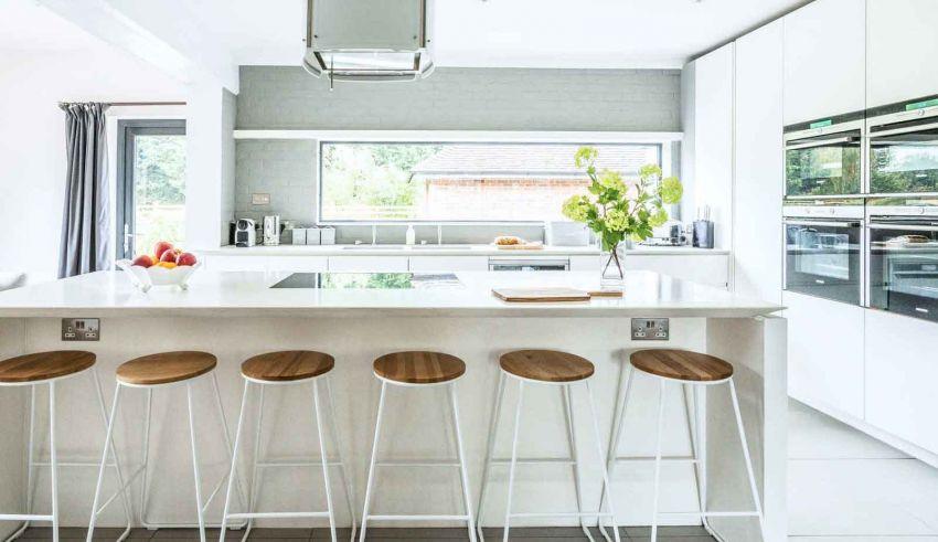 ۷ مدل اپن آشپزخانه جذاب