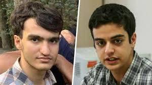 امیرحسین مرادی و علی یونسی