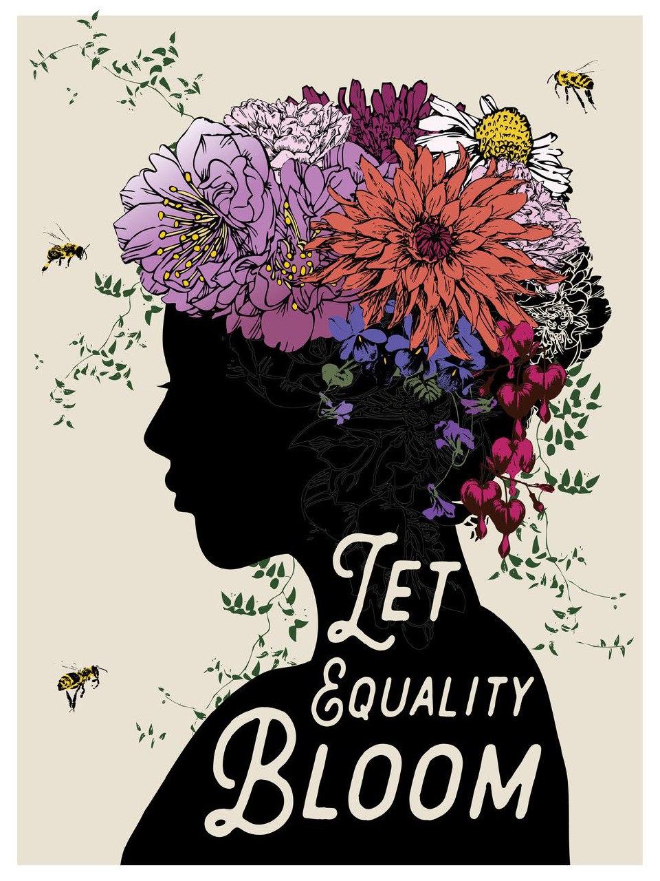 روزی علیه تبعیض جنسیتی