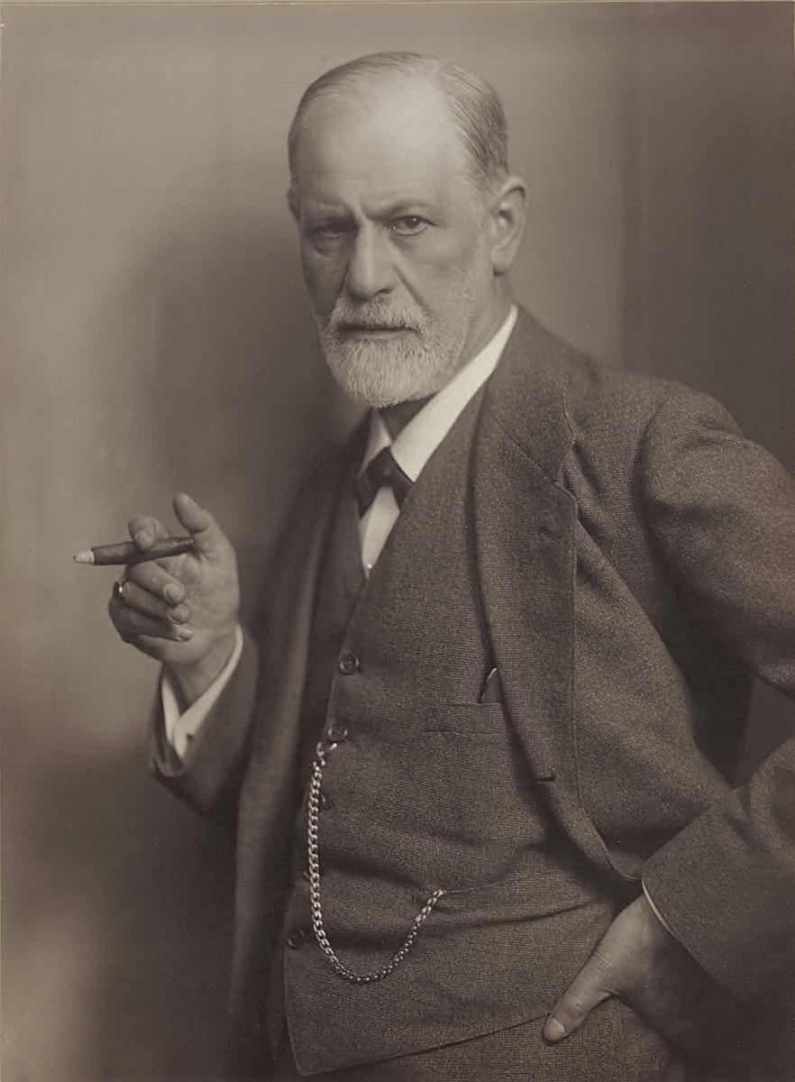 نظریهی شخصیت از دیدگاه فروید