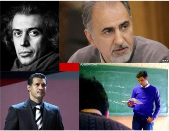 مسیرهای متفاوتی که همگی از دانشگاه صنعتی شریف شروع شد!