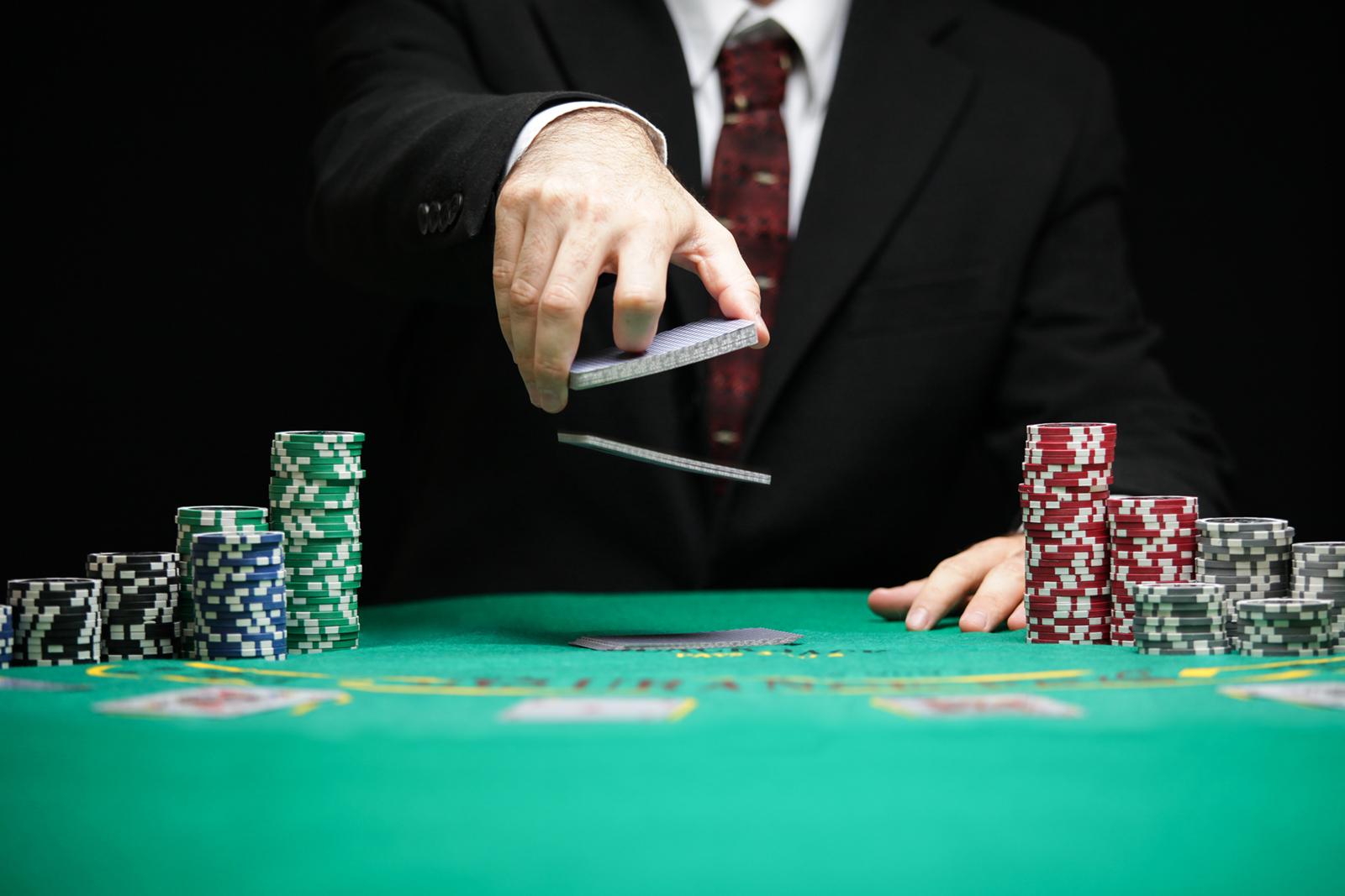 پوکر بازی در معامله گری