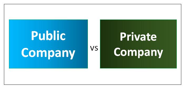 تفاوت عمده بين شركت های سهامی عام و خاص