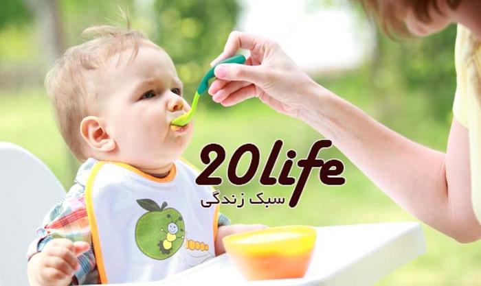 نیاز های تغذیه ای کودکان 1 تا 6 سال / تغذیه کودکان