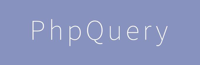 انتخاب اولین عضو در phpQuery