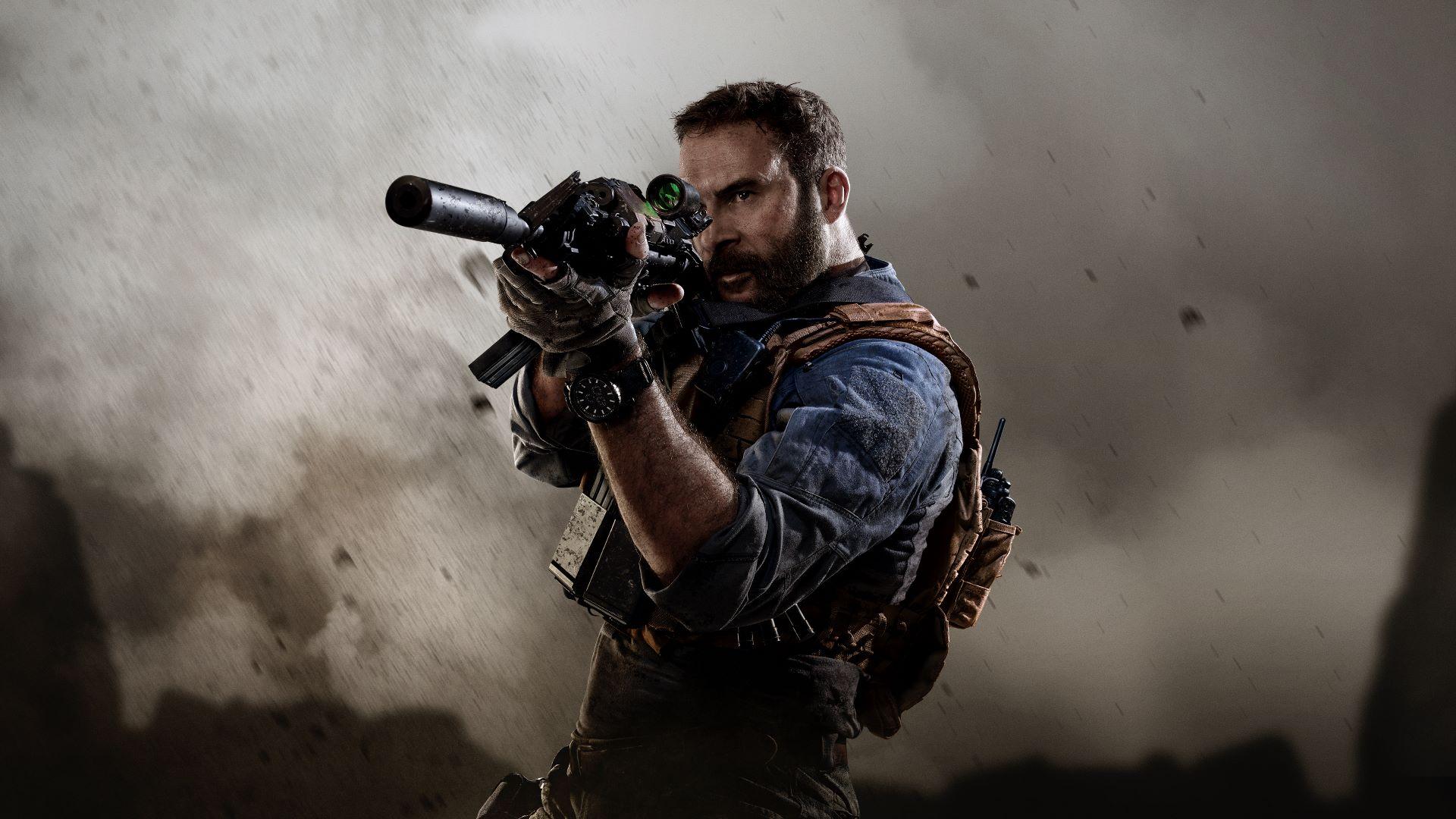 معرفی بازی Call of Duty: Modern Warfare   گیم رنتر