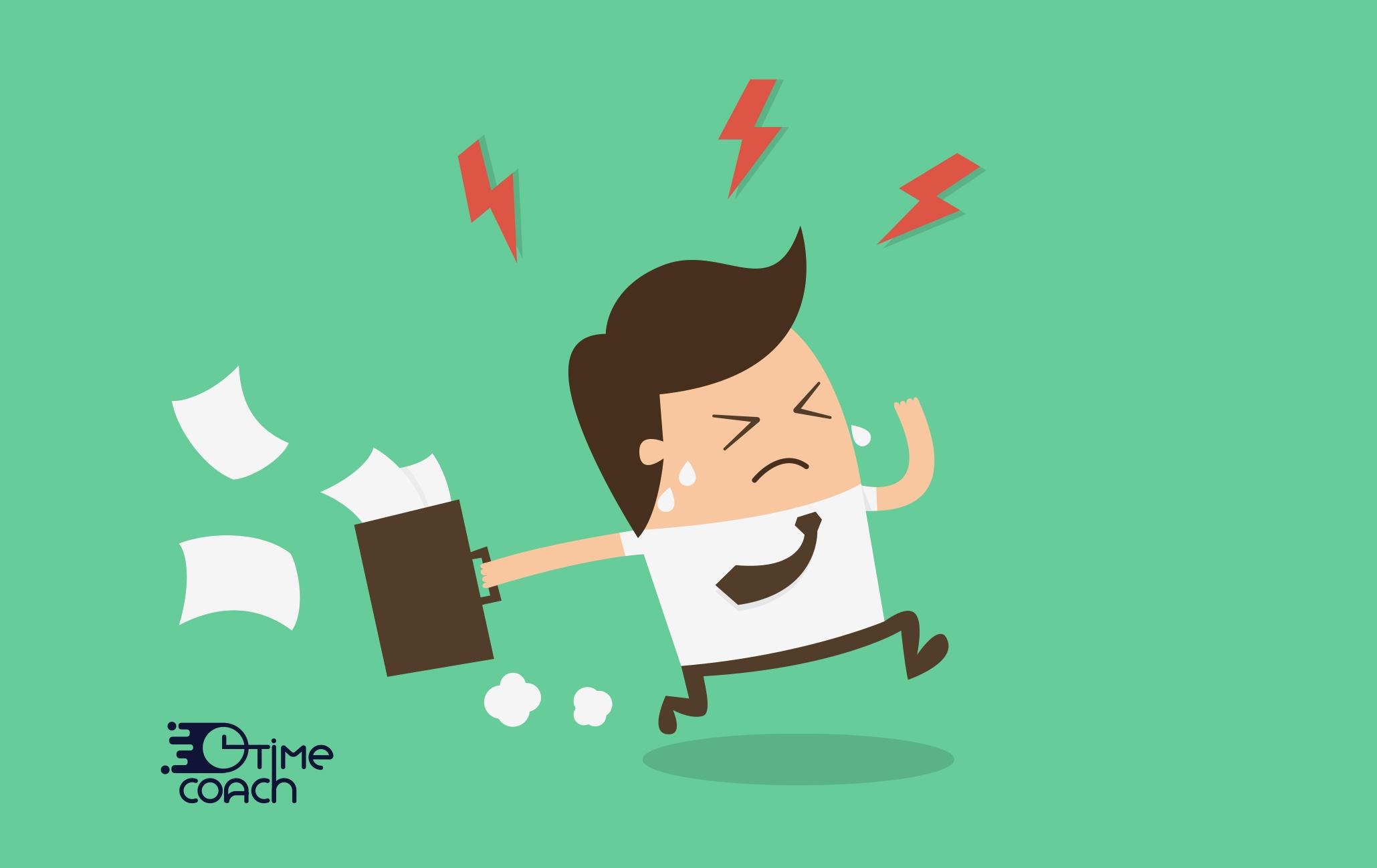 5 راه برای تبدیل استرس به بهره وری
