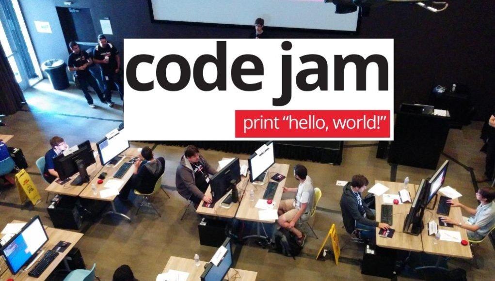 معرفی مسابقه برنامهنویسی کدجام گوگل