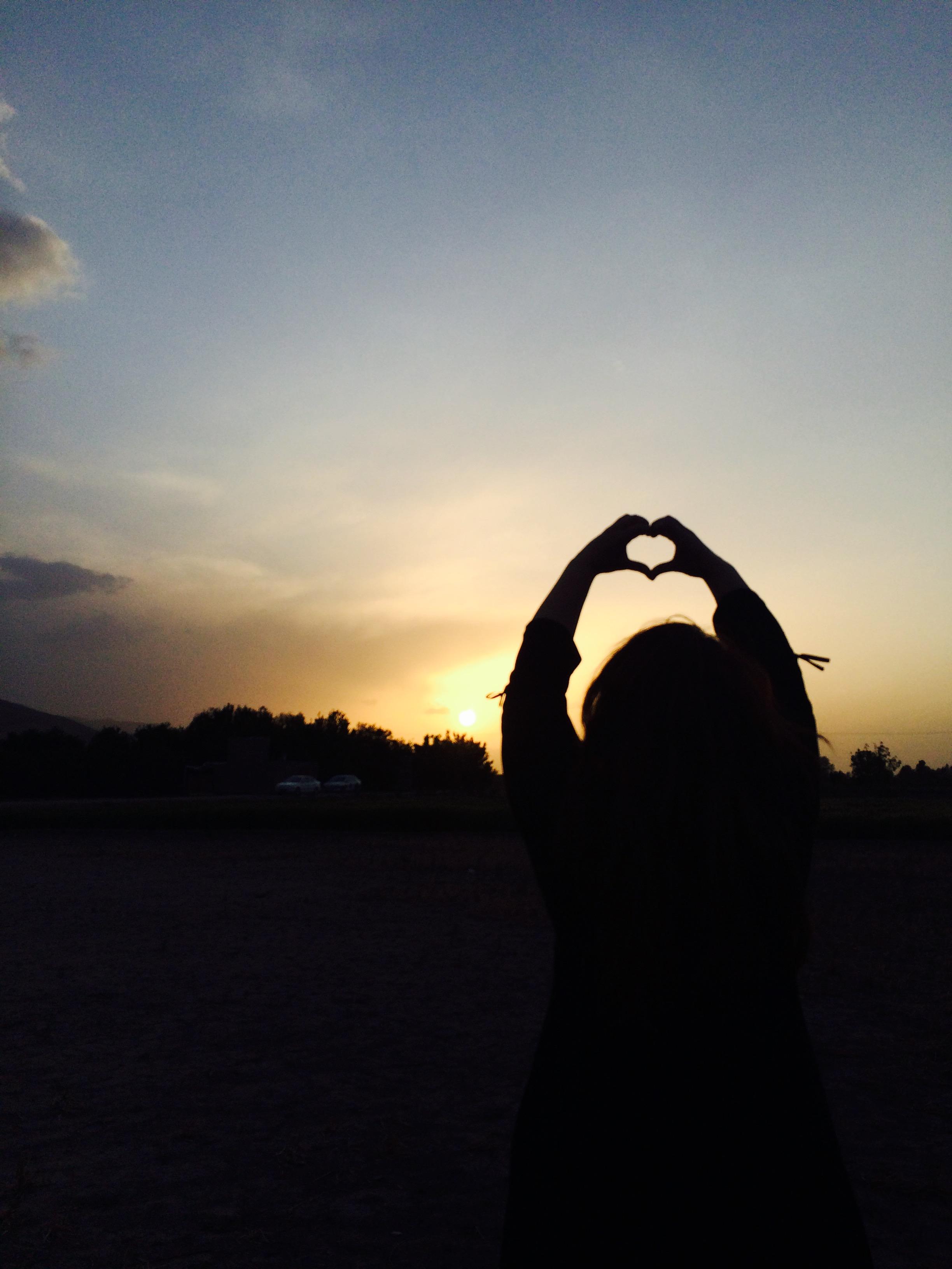 تو را دوست ميدارم...