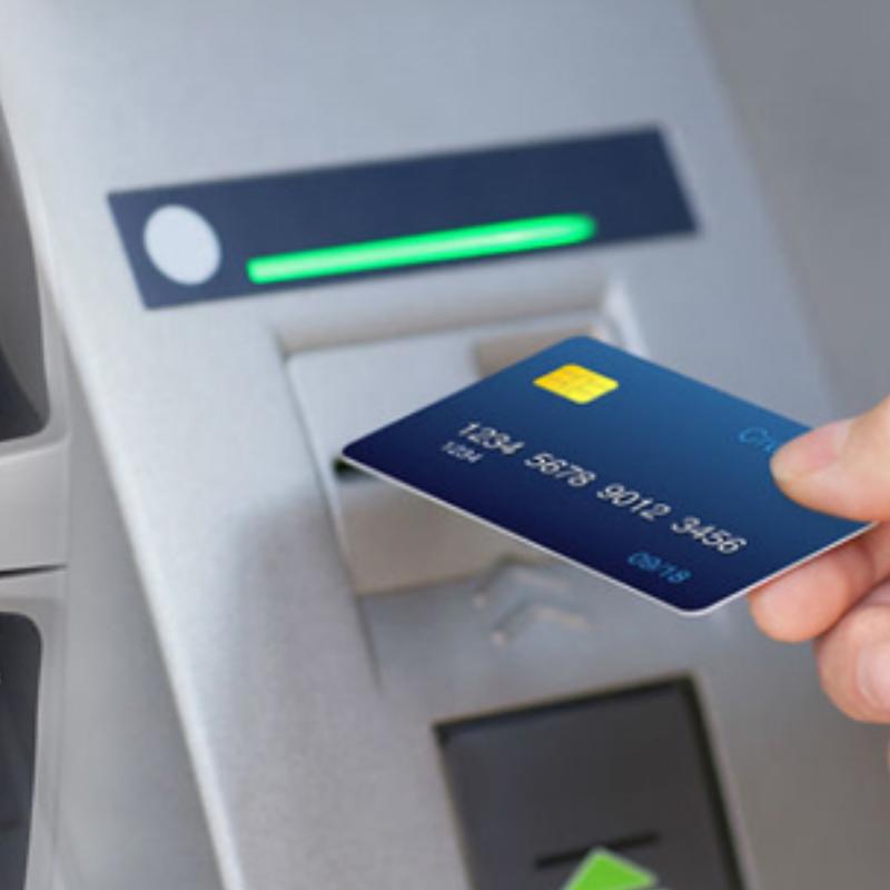 خودپرداز - آیریک ATM