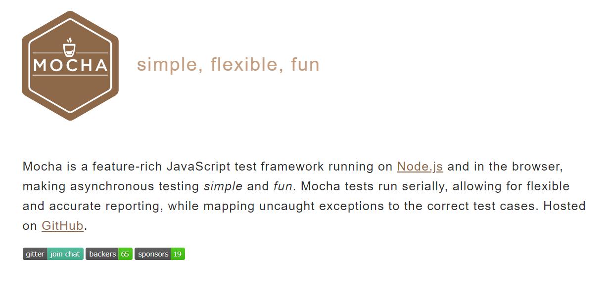 نوشتن تست برای توابع javascript با استفاده از mocha.js و node.js