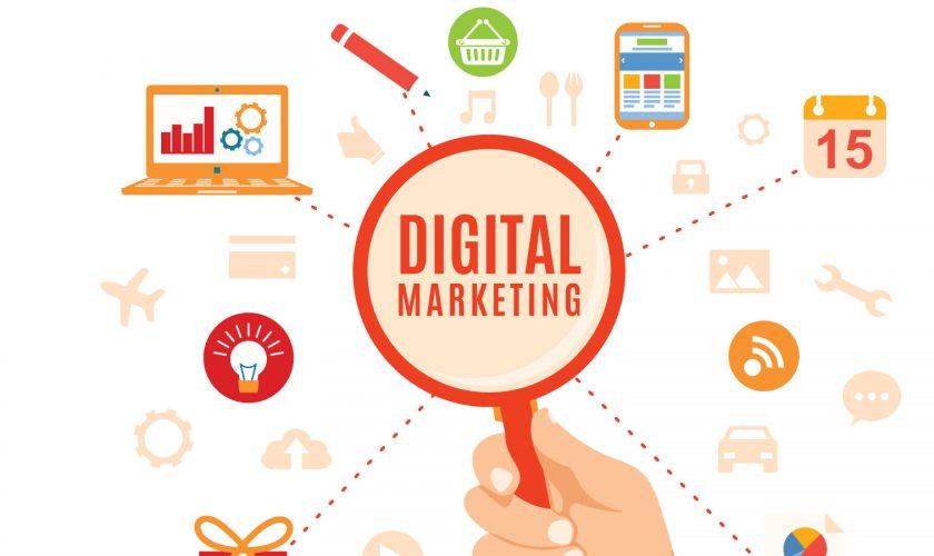 می دونی خدمات دیجیتال مارکتینگ شامل چی میشه؟ خدمات بازاریابی دیجیتال چیه؟