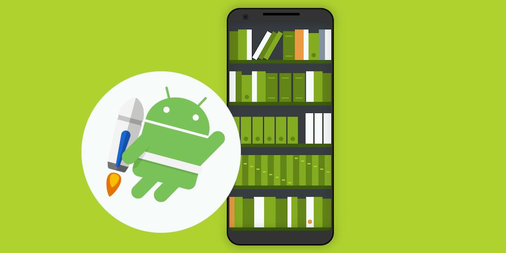 چند مورد از بهترین کتابخانه های اندروید