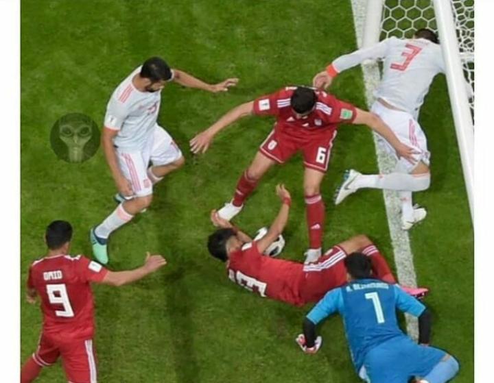 درود بر تو ای فوتبال عزیز ...