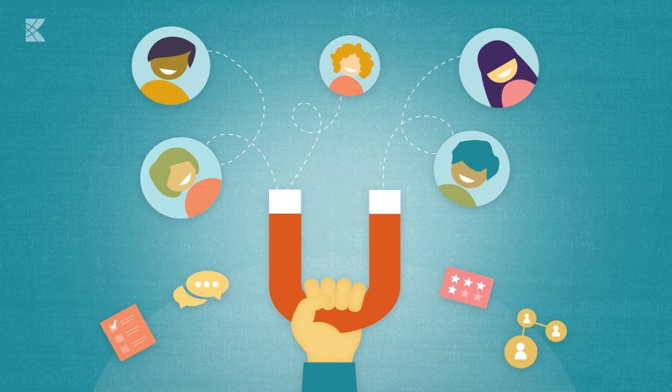 مسیر مهم مخاطب، کاربر،  مشتری در یک سایت