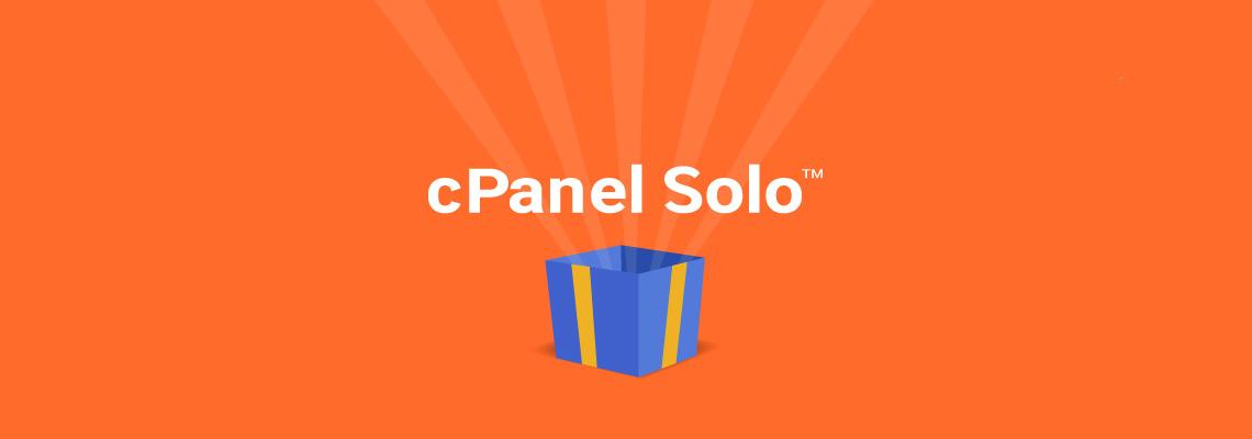 cPanel Solo: لایسنس جدید سی پنل