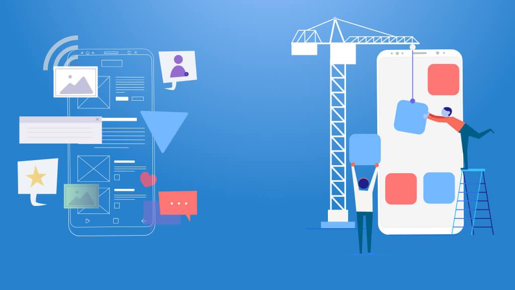 راه های توسعه یک اپلیکیشن موبایل