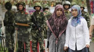 معلم اویغور از عقیمسازی اجباری زنان مسلمان توسط دولت چین میگوید