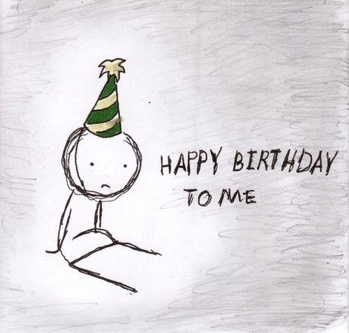 افسردگیِ روزِ تولد!