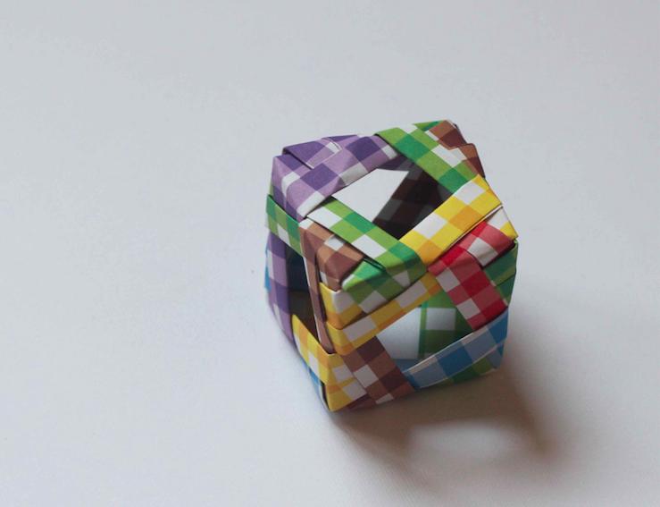 در باب لذت تا زدن کاغذ (اوریگامی چه فایدهای دارد؟)