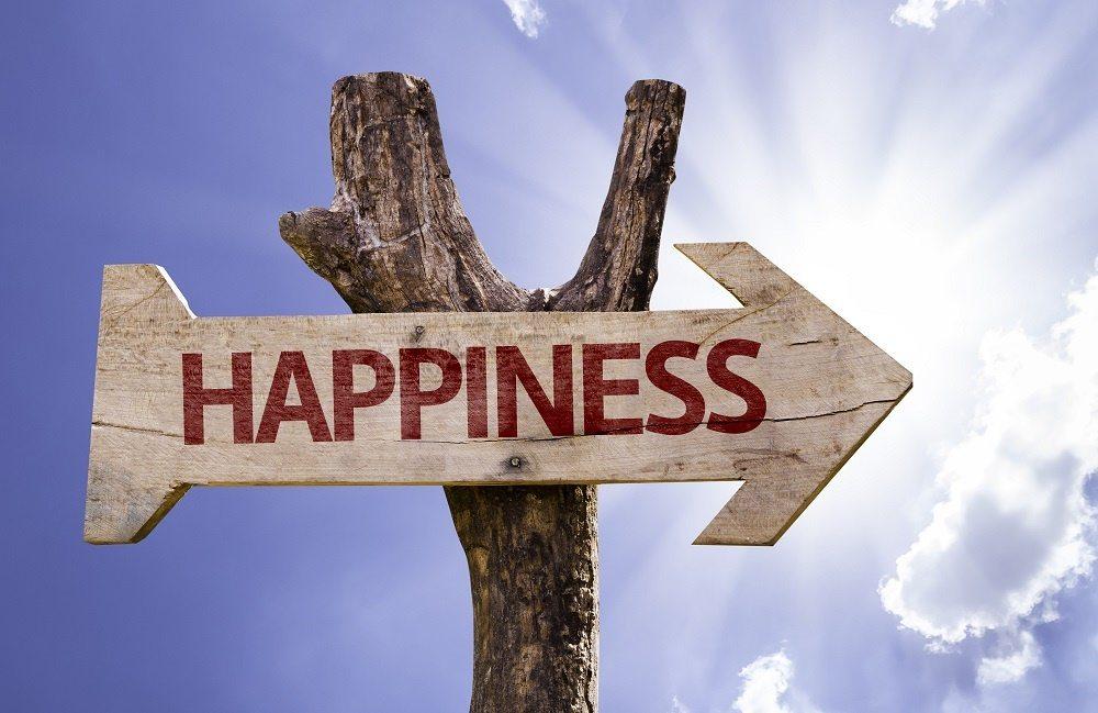 خوشحالی واقعا کجاست؟