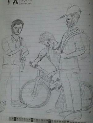 #۱ تصویر زندگی : من٬ ممد٬ فرزاد