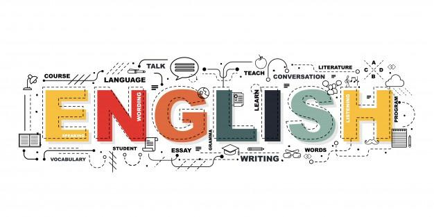 انگلیسی نصفه نیمه